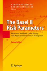 Buchcover The Basel II Risk Parameters